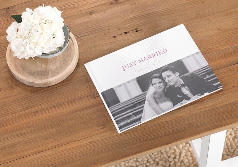 Ein Schones Thema Fur Ein Cewe Fotobuch Ihre Hochzeit